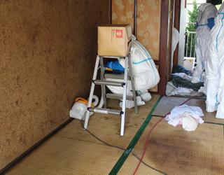 4.消毒・殺菌・除虫で、安心の居住環境を整えます