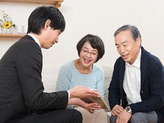 ご遺族に寄り添い、 心を込めて柔軟に対応 いたします